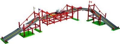 Girder and Panel Tekton Truss Bridge
