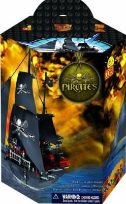 COBI Pirates Black Lost Galleon300 Piece Set