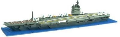 Nanoblock Uss Enterprise Aircraft Carrier