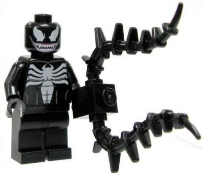 Marvel Lego Super Heroes Loose Mini Venom With Tendrils