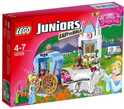 Lego Juniors 10729 - Cinderella's Carriage