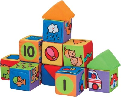 K's Kids Match & Build Blocks
