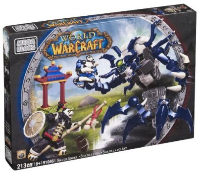 Mega Bloks World Of Warcraft Sha Of Anger