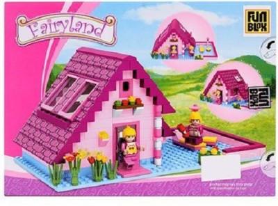Fun Blox My House Set - 277 Pieces