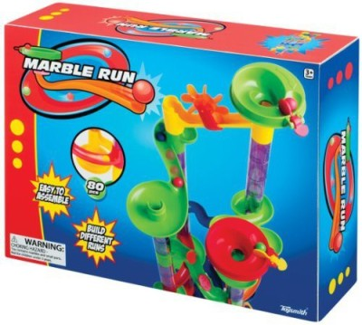 DASS Toysmith 80-Piece Marble Run