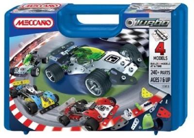 Meccano Turbo Racing Car Value Case