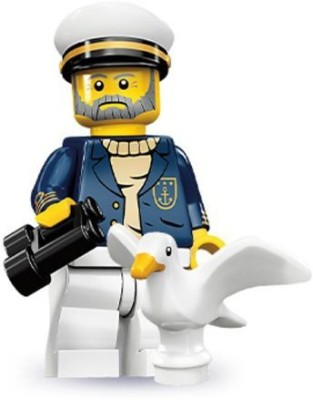 Lego 71001 Series 10 Mini Sea Captain