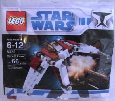 Star Wars Lego V19 Torrent Bagged (8031)
