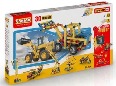 Engino 30 Model Construction Set With Motor