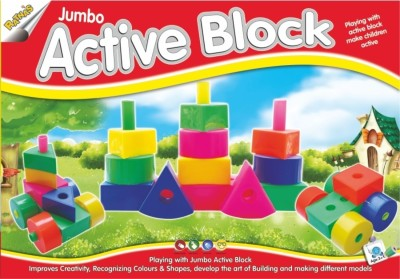 Ratnas Active Block Jumbo