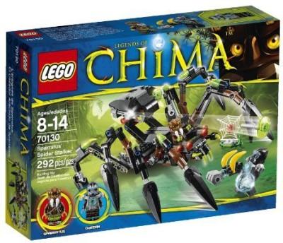 LEGO Chima 70130 Sparratus, Spider Stalker