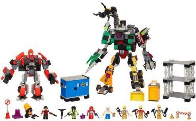 Hasbro Kre-O Transformers Autobot Assault Devastator