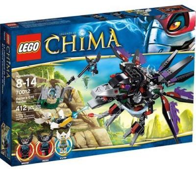 Lego Legends Of Chima Razar,S Chi Raider 70012