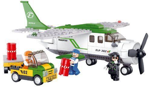 AVIATION Mini Transport Plane(Multicolor) Image