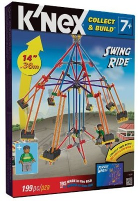 K,Nex Collect And Build Swing Ride Set