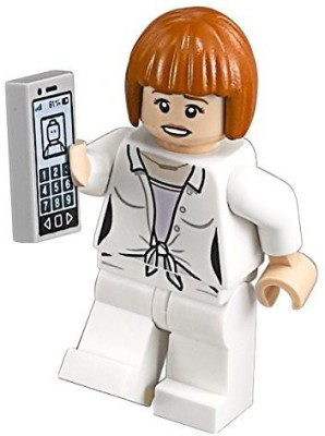 Lego Jurassic World Claire Mini