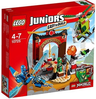Lego Lost Temple-10725
