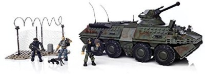 Mega Bloks Call Of Duty Combat Vehicle Attack Building Set