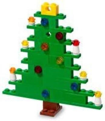 Lego Christmas Tree Holiday Set