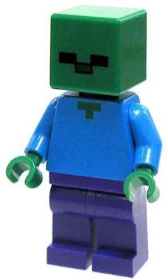 Minecraft Minecraft Minifigure Zombie