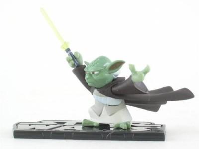Star Wars Clone Wars Yoda (Animated)
