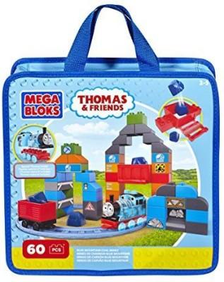 Mega Bloks Thomas & Friends Thomas Blue Mountain Coal Mine Building Set