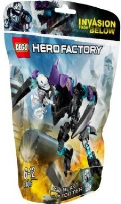 Toyland Lego Hero Factory 44016 Jaw Beast Vs Stormer