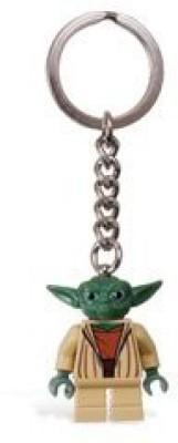 Star Wars Lego 852550 Clone Wars Yoda Key Chain