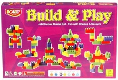 Dolly Build & Play Blocks