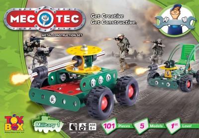 Toysbox Mecotec Military - 1