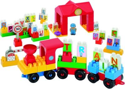 Ecoiffier Abrick Alphabet Train