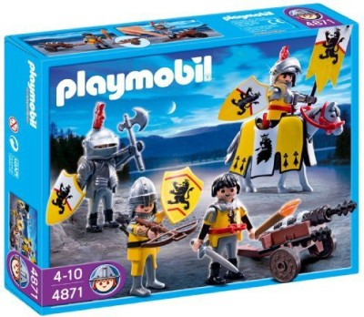 PLAYMOBIL Lion Knight,S Troop