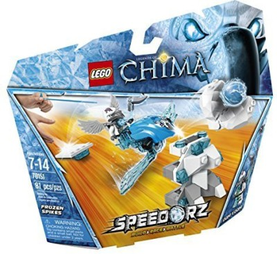 LEGO Chima 70151 Frozen Spikes Building