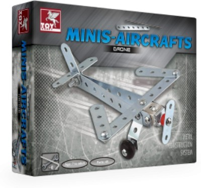 TOY KRAFT Minis Aircrafts Assortment