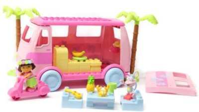 Dora the Explorer Megabloks Dora,S Vacation Adventure