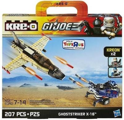 Hasbro Kreogi Joeghoststriker X16