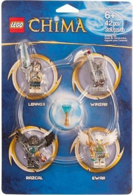 Legends of Chima Lego Set 850779 Mini Accessory Set [Lennoxrazcalewar