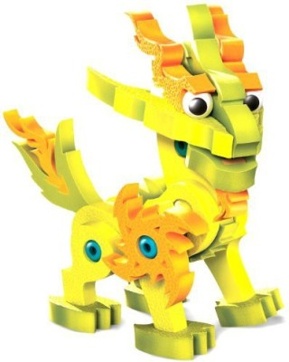 Bloco Toys inc. Blocolightnix Dragon Of The Light Building Kit