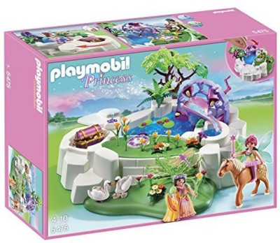 PLAYMOBIL Magic Crystal Lake Playset