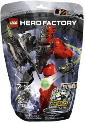 Lego Hero Factory Splitface 6218