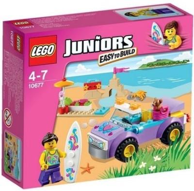 Lego Juniors-Beach Trip