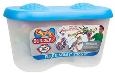 Zoob 125 Piece Building Set