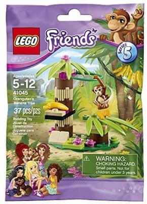 Lego Friends 41045 Orangutan,S Banana Tree