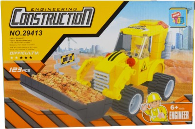 Mera Toy Shop Engineering Construction 123 pcs