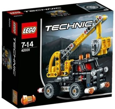 Lego Technic-Cherry Picker