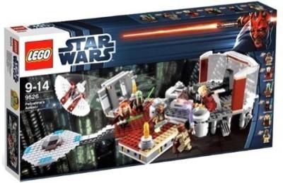 Star Wars Lego Palpatines Arrest (9526) Exclusive