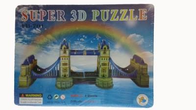 ANTHROPOS SUPER 3D PUZZLE