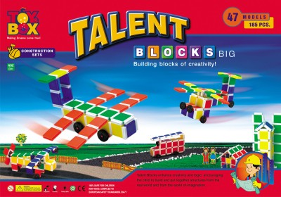 Toysbox Talent Blocks Big