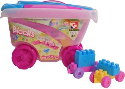 Magic Pitara Trolley Blocks