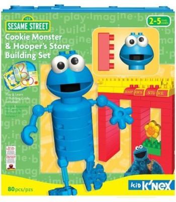 K,Nex Kid Sesame Street Cookie Monster And Hooper,S Store